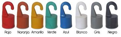 Colores tapas