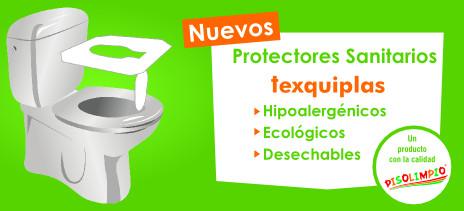 Nuevo protector sanitario Texquiplas
