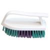 Cepillo plástico plancha fibra dura Pisolimpio referencia 6123