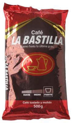 Café La Bastilla 500 g referencia 9000