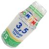 Vaso plástico traslúcido 3.5 oz Domingo referencia 9113
