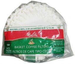 Filtro canasta x 100 Melita referencia 9195