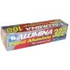 Papel aluminio 100 m Alumina referencia 7831