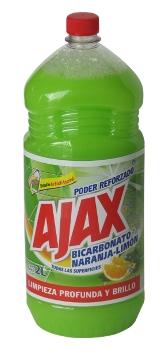 Detergente líquido multiusos Ajax referencia 3091
