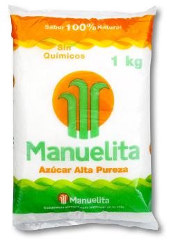 Azúcar Manuelita 1 k referencia 9034
