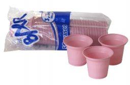 Vaso plástico 3,3 oz policolor Bar referencia 9161