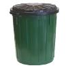 Caneca plástica 25 litros referencia 7239