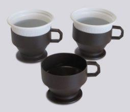 Base para vaso plástico referencia 9163