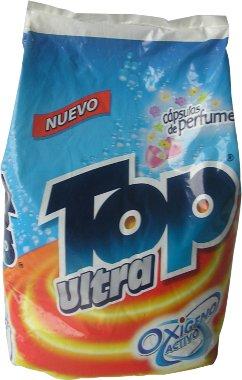 Detergente en polvo 1000 g Top Ultra floral referencia 3018