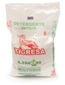 Detergente en polvo Tigresa limón 500 g referencia 3133