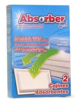 Gel Absorbente de humedad para ropa Absorber referencia 4564