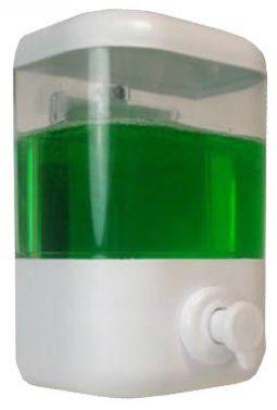 Dispensador acrílico de jabón líquido referencia 7006