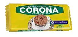 Chocolate de mesa con azucar Corona 500 g referencia 9022