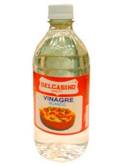 Vinagre natural DelCasino 500 cc referencia 9061