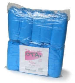 Polaina estandar 40 g azul referencia 9216