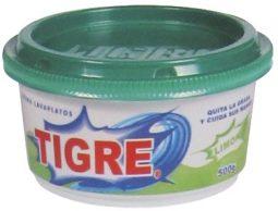 Crema lavaloza Tigre limón 250 g Referencia 3127