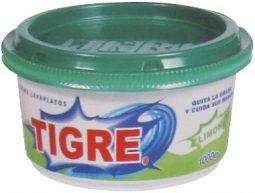 Crema lavaloza Tigre limón 1000 g Referencia 3128