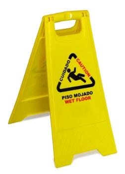 Aviso piso mojado referencia 7000