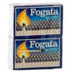 Fosforos de madera Fogata x 2 referencia 9127