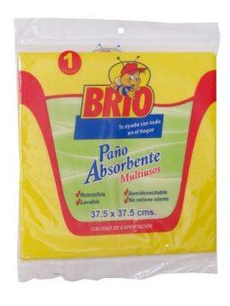 Paño absorbente Brio x unidad referencia 7181