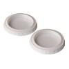 Tapa plástica para vaso 4 - 7 oz x 50 unidades referencia 9125