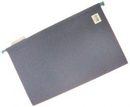 Carpeta colgante azul oscuro oficio referencia 7414
