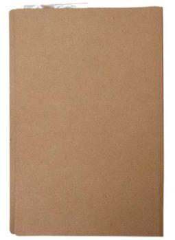 Carpeta de cartón tamaño oficio celuguia vertical referencia 7501