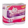 Papel higiénico 40 m 3 en 1 paquete x 4 Sedamax referencia 8022