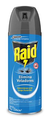 Insecticida Raid 235 cc referencia 2779