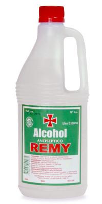 Alcohol antiseptico 750 cc Remy referencia 3797