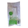 Cuchillo plástico grande paquete x 20 Cristal referencia 9135