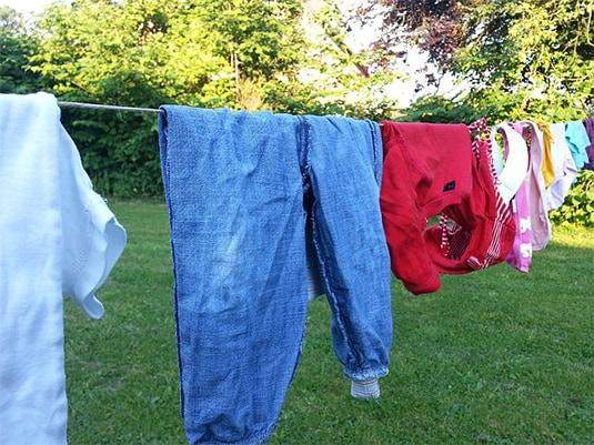 Cómo evitar que la ropa se destiña